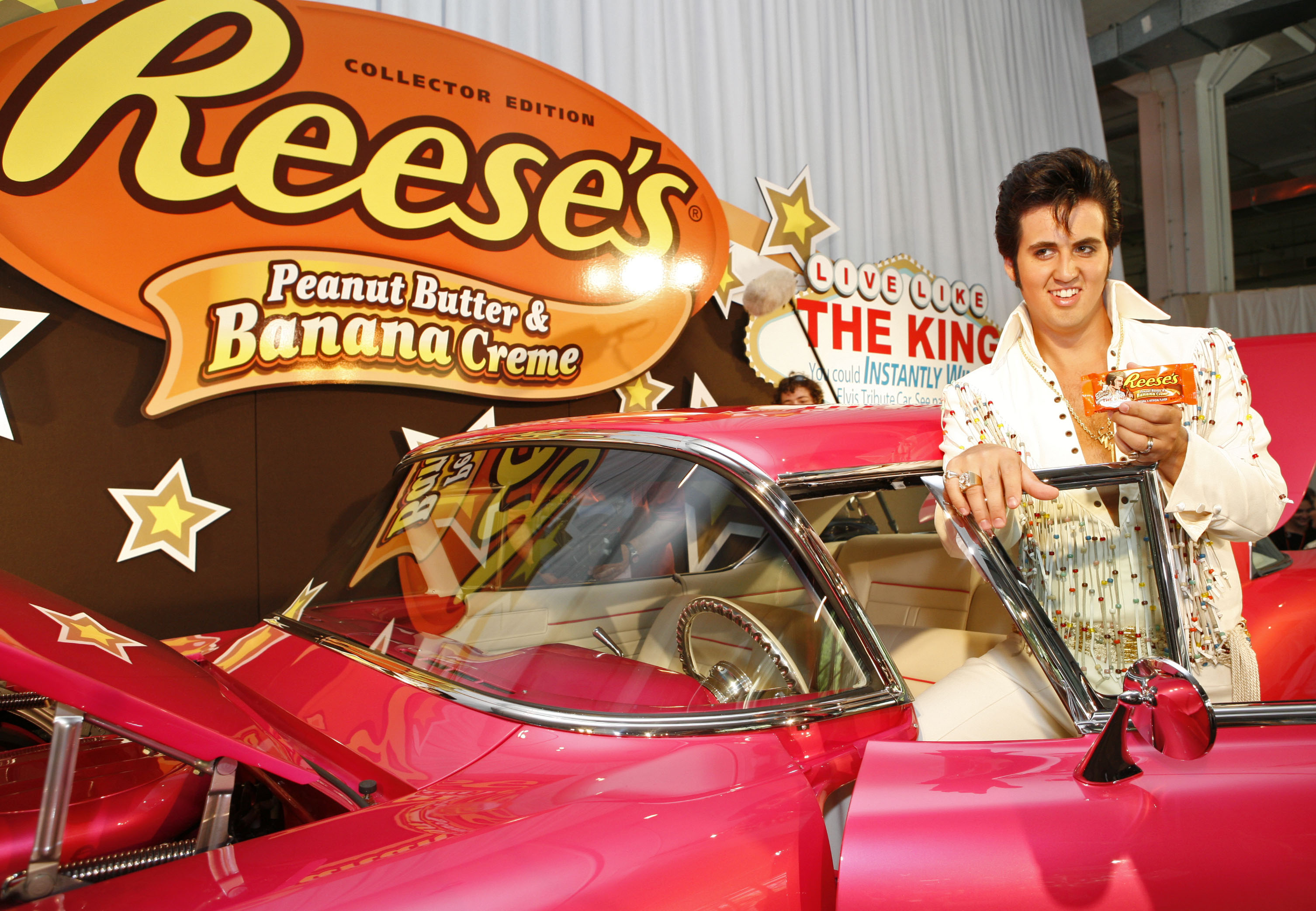 Reese S 174 Lovers All Shook Up Over New Reese S Peanut