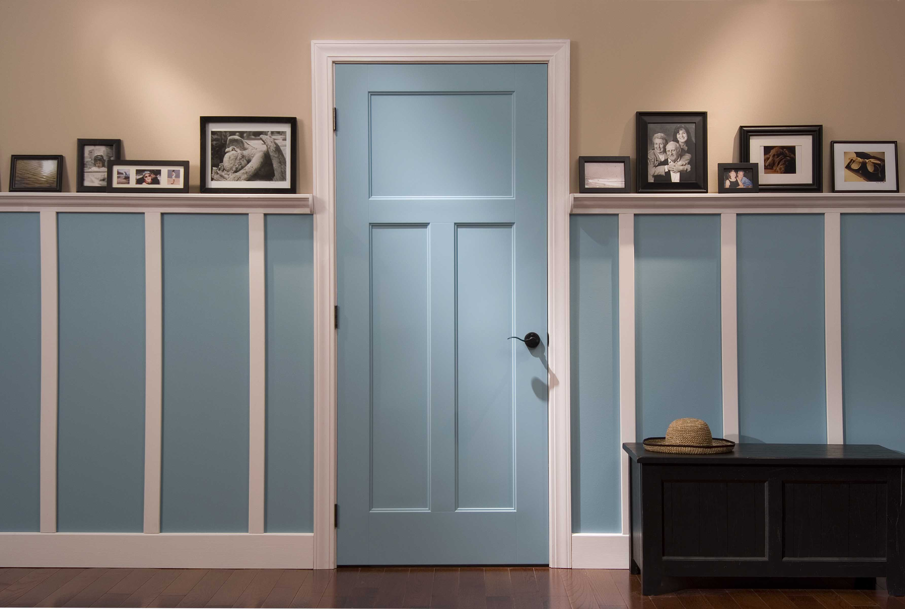 Cmi Introduces First Flat Panel Molded Interior Door At Ibs