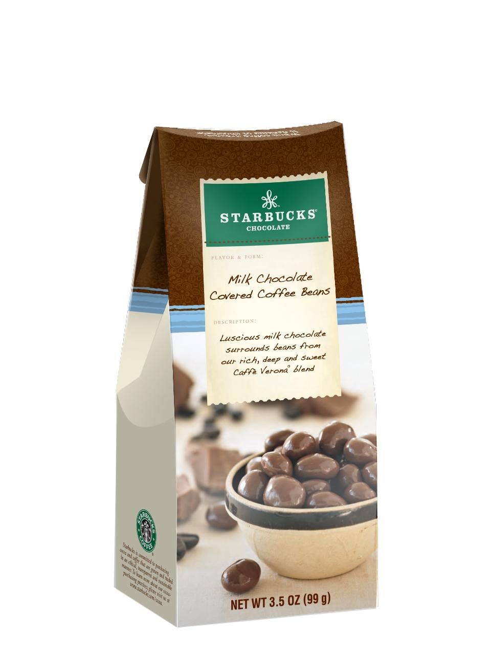 New Starbucks 174 Chocolate Debuts Blending Premium Artisan