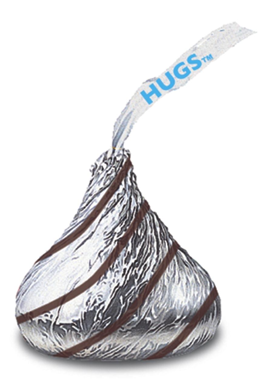 Hershey Kisses and Hugs - Bing images