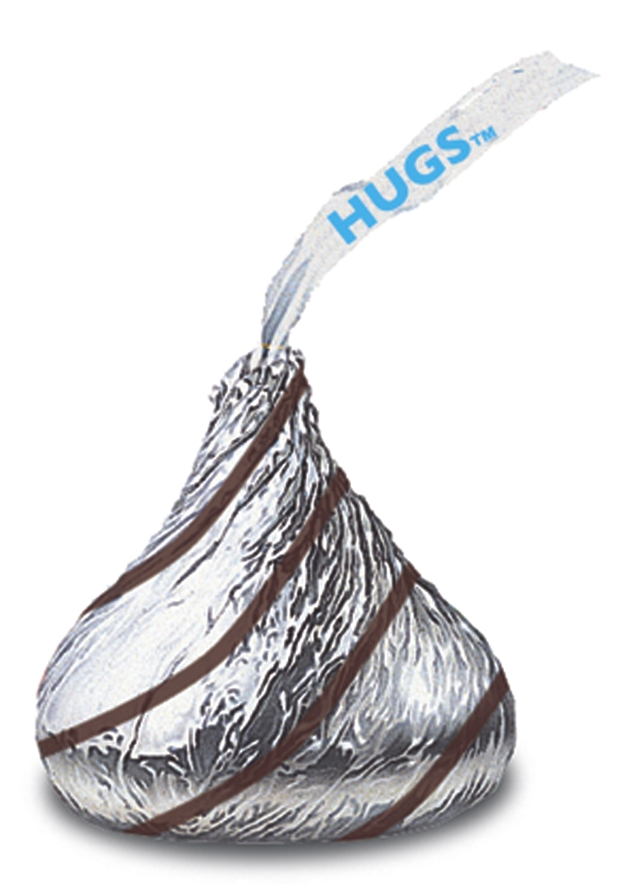 Hershey Kisses and Hugs - Bing images