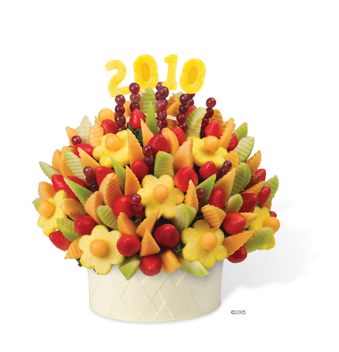 Sweeten The Holiday Season With Festive Bouquets Of Fruit