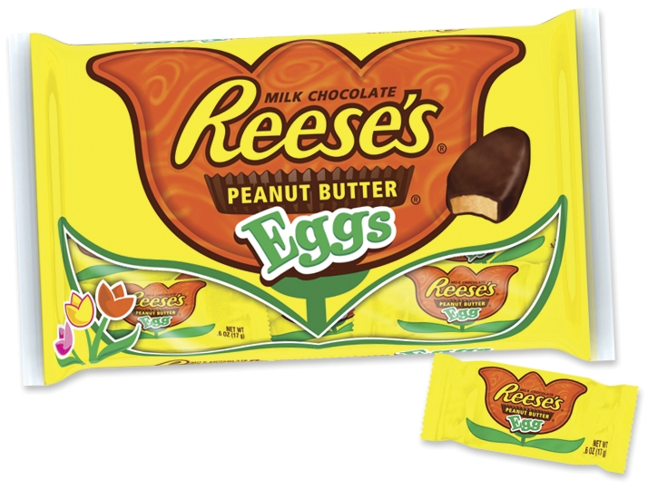 HERSHEY 2010 EASTER COLLECTION HOPS INTO STORES